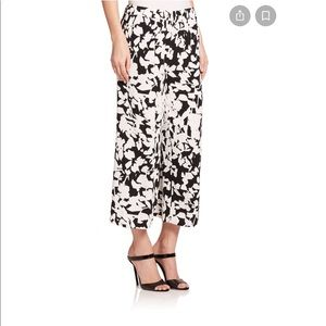 NWT Kate Spade Synna Leafy Floral Pants, s